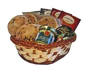 The Celtic Experience Basket